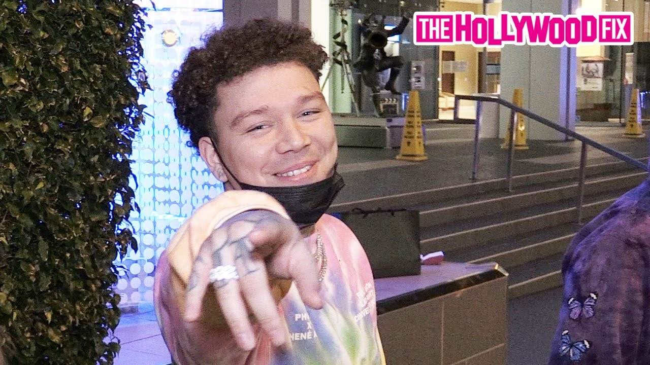 Download Phora Clears Up Dating Rumors With Brawadis's Ex Jackie Figueroa & Speaks On New Music At BOA