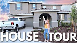 BRAND NEW HOUSE TOUR ! JesssFam