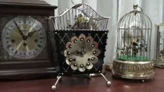 Cuckoo mantel clock - Limited clock
