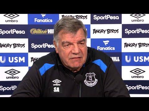 Sam Allardyce Full Pre-Match Press Conference - Huddersfield v Everton - Premier League