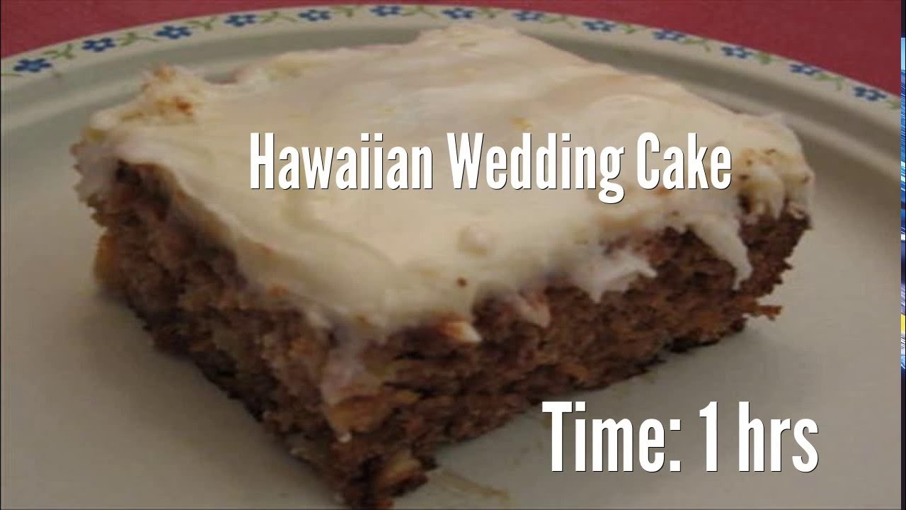 hawaiian wedding cake with mix hawaiian wedding cake recipe 15133