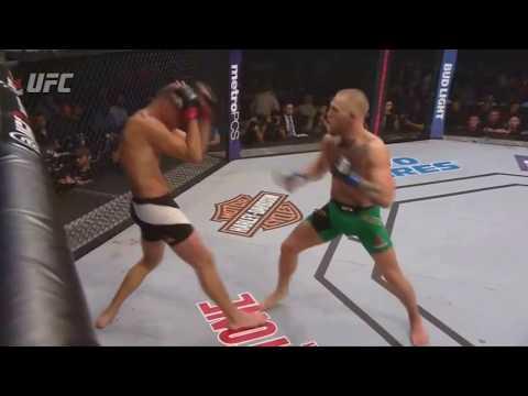 Conor Mcgregor Vs Floyd Mayweather (Fight Of The Century)