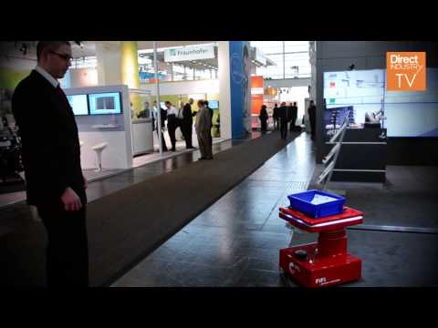 FiFi, the Automated Contactless Helper Vehicle