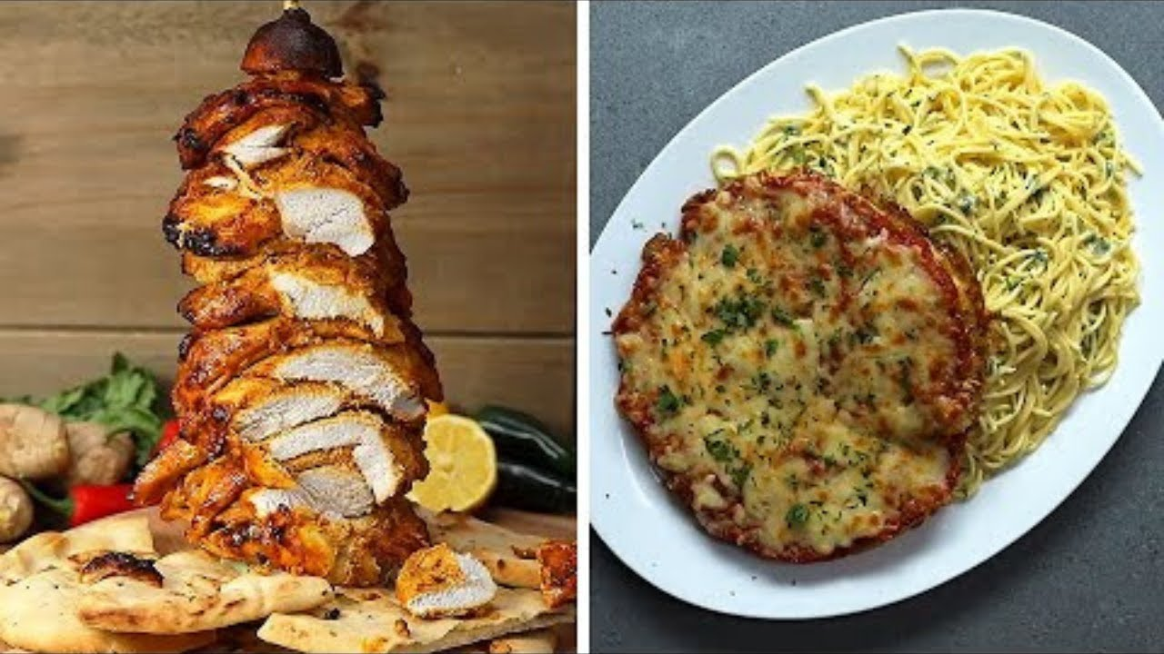 10 Giant Chicken Recipes Perfect For Sharing