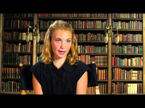 The Book Thief: Sophie Nelisse