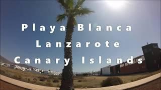 Playa Blanca Lanzarote - Town & Sea Front