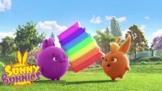 SUNNY BUNNIES - The Broken Rainbow | Season 4 | Cartoons for Children