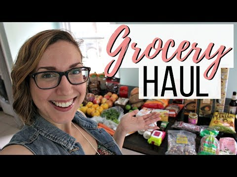 Summer Grocery Haul | Trader Joe's | Sprouts Farmers Market