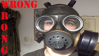 More things movies and games get wrong about gas masks