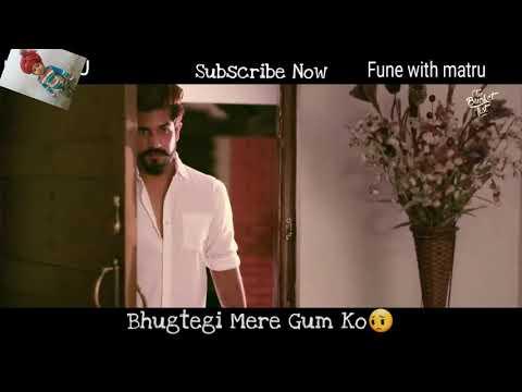 Thukra Ke Mera Pyar|| Mera Intkam Dekhegi|| WhatsApp Status By Fune With Matru