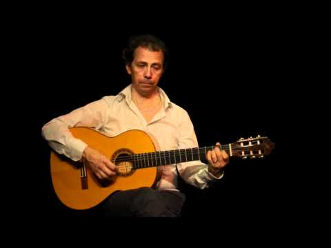 Flamenco Spanish Guitar Mathilda's Rumba  Musical scale variation Tutorial french version