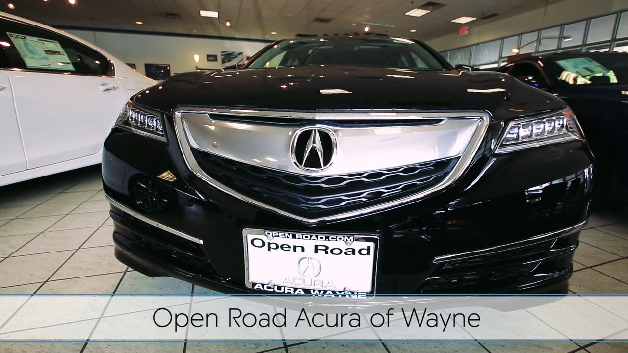 Open Road Acura >> Open Road Acura Of Wayne Youtube