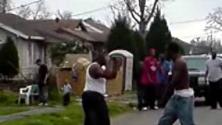 "Beaumont Fights ""Lil Roe Da ReGuLaToR"" (Trype City) Vs. ""Quenton Williams"" (Ave"