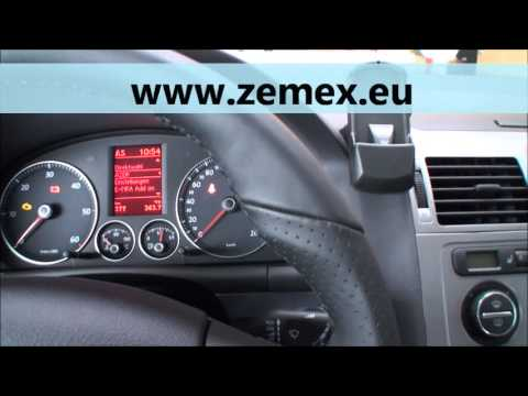 zemex handy freisprechanlage bluetooth vw rns 310 rcd 510. Black Bedroom Furniture Sets. Home Design Ideas