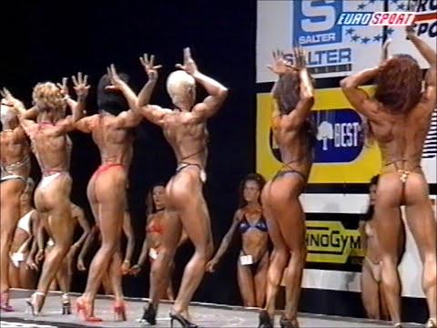 NABBA Universe 1997 - Figure 2 Comparisons