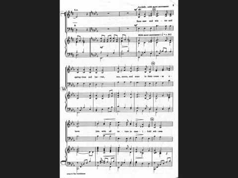 Great Is Thy Faithfulness chords by Thomas O. Chisholm, William M ...
