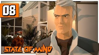 Let's Play State of Mind Game Part 8 - Clinic Check-up - PC Gameplay