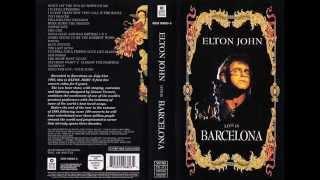 Elton John - Barcelona 92 -  Song For Guy / Your Song (17 - 17)