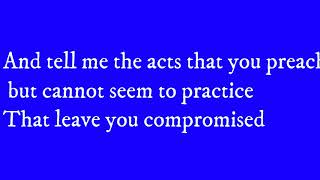 Andy Grammer-The Good Parts(Karaoke Lyrics)