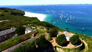 Playlist Île de Groix de Lorient Bretagne Sud Tourisme :
