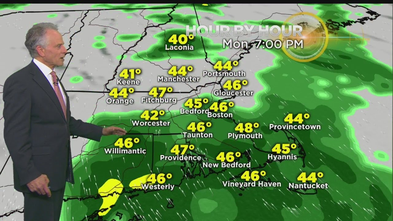 WBZ Midday Forecast For Feb. 18