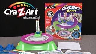 Magic Cra-Z-Spiro Spinner from Cra-Z-Art