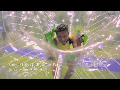Ultimate Indoor Sports In Sydney For Bubble Soccer Or For Indoor Cricket