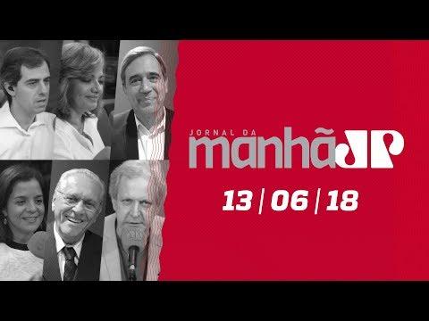 Jornal Da Manhã - 13/06/18