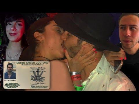 ► De Fiesta con YouTubers en LA | Me Robaron un Beso | La Mafe Méndez