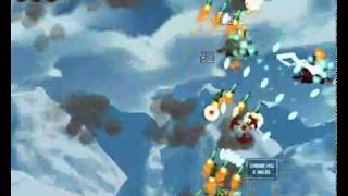 Heavy Weapon Deluxe Atomic Tank Stage 10 Gameplay