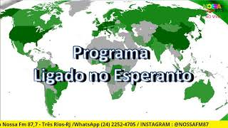 Ligado no Esperanto! 21/03/2021