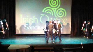 Danza irlandesa de chile