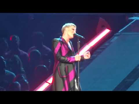 P!nk Who Knew, Phoenix, 312018