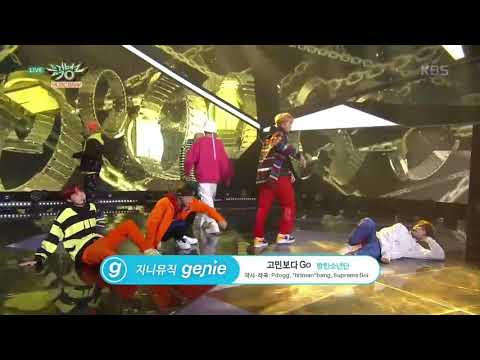 [BTS (방탄소년단) - GO GO Comeback  2Weeks Stage Mix]