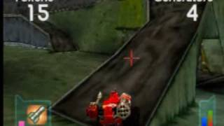 Grudge Warriors (PS1) Gameplay