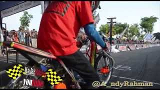AHRS drag bike Championship MATIC TU 200 CC  AHRS  series 4 bantul FULL HD