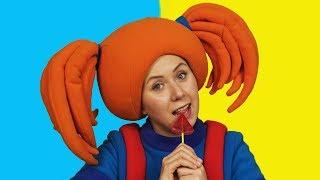 Поиграйка с Царевной - Зоопарк 🐎 Что едят животные? Развивающее видео + песенки для детей