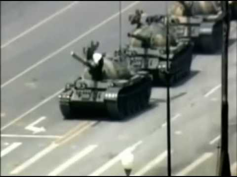 Tank Man did NOT die in Tiananmen Square