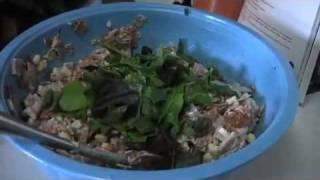 Recipe For Aaron Mccargo's Hoagie Salad
