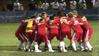 US Youth Soccer National Championship Highlight Show Boys Ages 14-16
