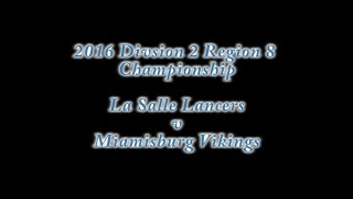 Miamisburg Vikings v. La Salle Lancers Highlights