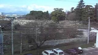 ここは京阪淀駅高架より撮影しました、 その昔秀吉の側室、淀殿が君臨し...