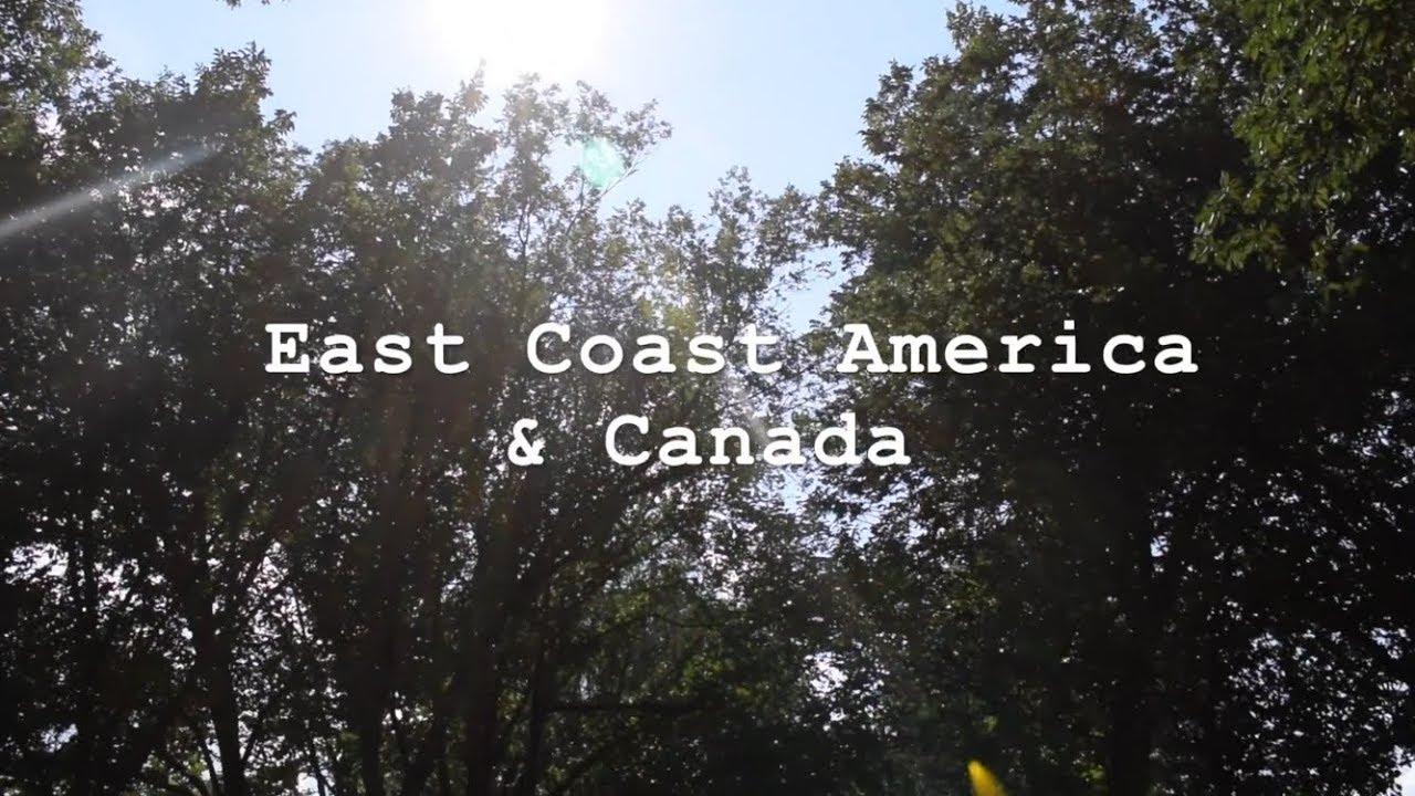 travel diary || East Coast America & Canada 2017 #1