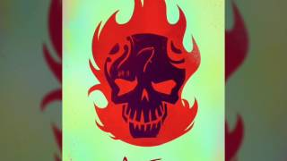 Постеры из фильма Отряд Самоубийц