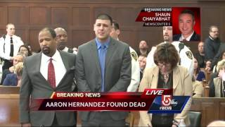 Reporter talks about Aaron Hernandez