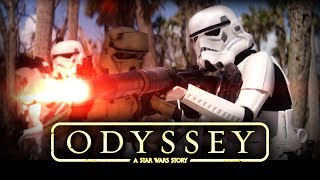 Odyssey: A Star Wars Story OFFICIAL TRAILER (2018 LIVE ACTION Star Wars Fan Film)