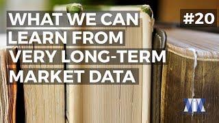 Show #20: What we can learn from very long-term market data