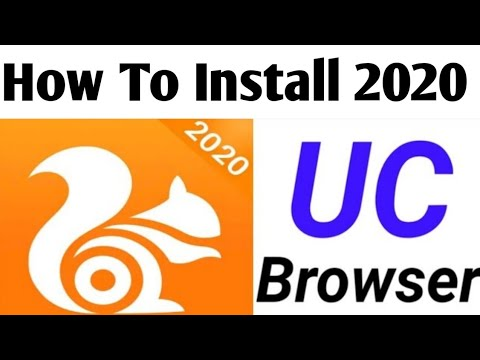 How To Download Fast & Free UC Browser 2020 I UC Browser Apps I  Kaise Install Karen