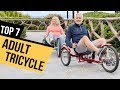 7 Best Adult Tricycle Reviews