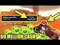 Getting 60 MILLION CASH in Jailbreak [ASIMO GETS MAD] | Roblox Jailbreak